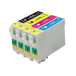 Conjunto 4 Tinteiros Epson 16 XL - ref. T1631/2/3/4 (T1635)