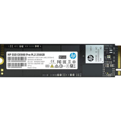 Disco SSD HP EX900 PRO 256GB SSD M2 NVMe