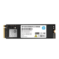 Disco SSD HP EX900 500GB SSD M2 NVMe