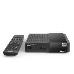 Receptor IPTV Formuler S Mini 4K Android IPTV Satélite