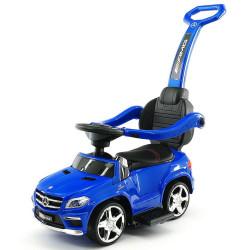 Carro de Empurrar Mercedes Benz GLE63 c/ Pega Azul
