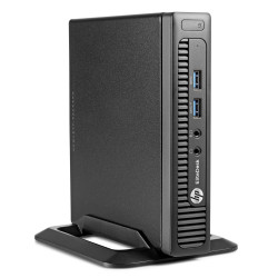 Computador Recondicionado HP ProDesk 400 G1 Mini PC Intel i5-4570T, 4GB, 500GB, Windows 7 Pro