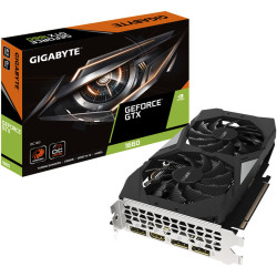 Placa Gráfica Gigabyte Geforce GTX 1660 Windforce 6GB DDR5