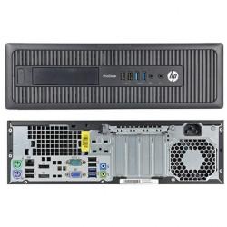 Computador Recondicionado HP ProDesk 600 G1 SFF Intel i7-4790, 8GB, 500GB, Windows 10 Pro