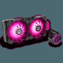 Water Cooler CPU Nox Hummer H-240 AURA RGB