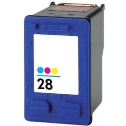 Tinteiro HP Reciclado Nº 28 tricolor (C8728AE)
