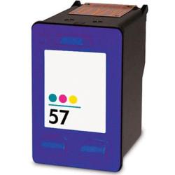 Tinteiro HP Reciclado Nº 57 tricolor (C6657AE)