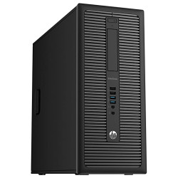 Computador Recondicionado HP EliteDesk 600 G1 Tower, i5-4570, 4GB, 500GB, Windows 8 Pro