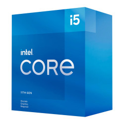 Processador Intel Core i5-11400F 6-Core 2.6GHz c/ Turbo 4.4GHz 12MB Skt 1200