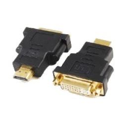 Adaptador Gembird HDMI Macho para DVI Fêmea  A-HDMI-DVI-3 - ONBIT