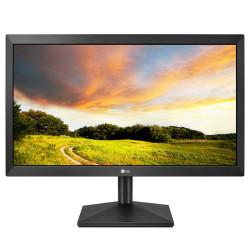 """Monitor LG 20"""" 20MK400H-B HD 16:9 60Hz FreeSync"""