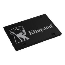 Disco SSD Kingston 2.5´ 256GB KC600 SATA III Bundle (SKC600B/256G)