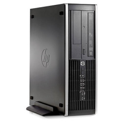 Computador Recondicionado HP 6300 Pro SFF Intel i7-3770, 4GB, 500GB, DVD, Windows 7 Pro