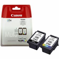 Conjunto 2 Tinteiros Canon PG-545 + CL-546 Original