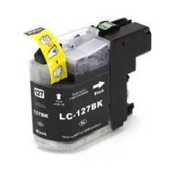 Tinteiro Brother Compatível LC127XL (V3) Preto   - ONBIT