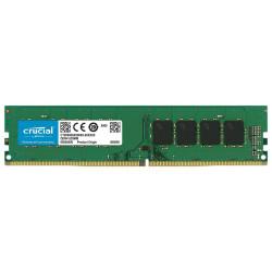 Memoria Crucial 8GB DDR4 3200MHz CL17 1.2V