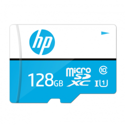 Cartão Micro SDXC 128GB HP UHS-I mx310