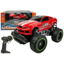 Carro Off-road Mustang R/C Telecomandado 1:24