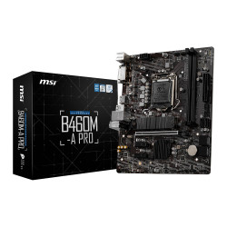 Motherboard MSI B460M-A Pro - sk 1200