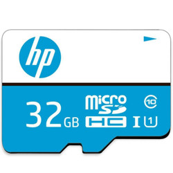 Cartão Micro SDHC 32GB HP UHS-I mi210