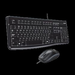Teclado + Rato Logitech Desktop MK120