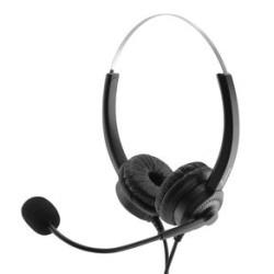 Headset Stereo com Microfone MediaRange