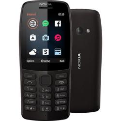 Telefone Nokia 210 Preto