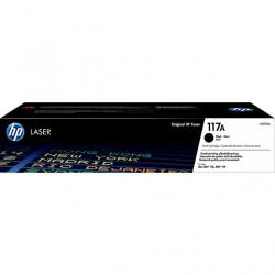 Toner HP LaserJet Original 117A Preto (W2070A)