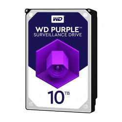 Disco Rígido Western Digital Purple 10TB 3.5´ 256MB Cache (WD100PURZ)