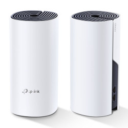 Sistema Wi-Fi TP-Link AC1200 Whole Home Mesh Wi-Fi Deco P9 + Powerline AV1000 (Pack 2)