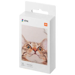 Papel fotográfico Xiaomi Mi Portable Photo Printer Paper 5 x 7.6 cm