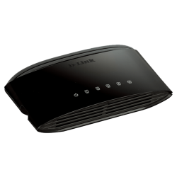Switch D-Link 5 Portas DES-1005D