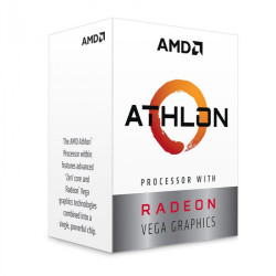 Processador AMD Athlon 3000G Dual-Core 3.5GHz 5MB Skt AM4