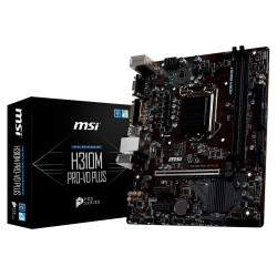 Motherboard MSI H310M PRO-VD Plus - sk 1151