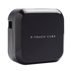 Rotuladora Eletrica Brother PT-P710BT Cube Bluetooth