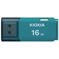 Pendrive Toshiba Kioxia 16GB U202 Aqua Blue