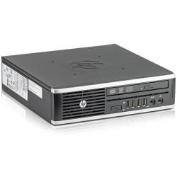 Computador Recondicionado HP Elite 8300 USDT Intel i5-3470s, 4GB, 500GB, Windows 7 Pro