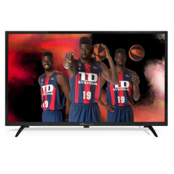 """Televisão TD Systems K32DLX12H SmartTV 32"""" LED HD Ready Android TV"""