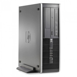 Computador Recondicionado HP 6000 Elite SFF Intel E8200, 4GB, 500GB, Windows 7 Pro
