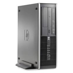 Computador Recondicionado HP 8200 Elite SFF Intel i3-2100, 4GB, 250GB, DVD, Windows 7 Pro