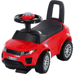 Carro Andador Estilo RG Rover Vermelho