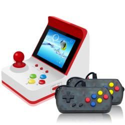 Consola Portátil Clássica Arcade Retro 360 Jogos c/ 2 Comandos