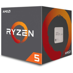 Processador AMD Ryzen 5 1600 AF Hexa-Core 3.2GHz c/ Turbo 3.6GHz 16MB Skt AM4