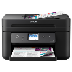 Impressora Epson WorkForce WF-2860DWF wifi fax