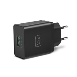 Carregador USB Quick Charge 1Life pa:USB