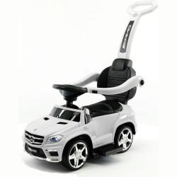 Carro de Empurrar Mercedes Benz GLE63 c/ Pega