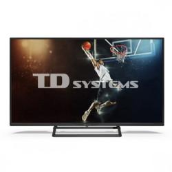 "Televisão TD Systems K40DLX11FS SmartTV 40"" LED FHD Android TV"