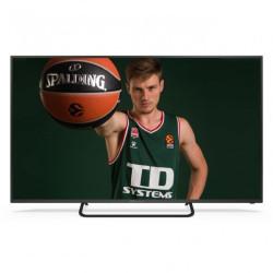 "Televisão TD Systems K58DLX11US SmartTV 58"" LED 4K UHD Android TV"