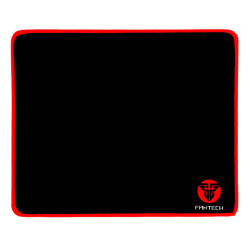 Tapete Fantech Clean 300×250 Preto/Vermelho