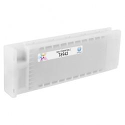 Tinteiro Epson Compatível T6942 / T6922 / T6932 Azul